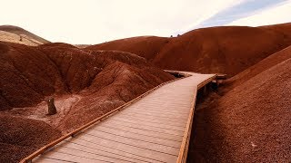 See the Painted Hills' Prehistoric Landscapes thumbnail