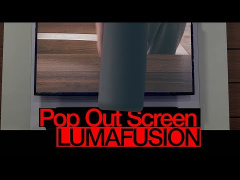 Pop Out Screen