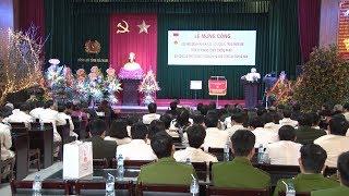 """Công an Hà Nam đón nhận danh hiệu """"Anh hùng Lực lượng vũ trang nhân dân"""""""