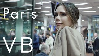 AW19 Collection And Visit To Dior | VB On The Road: Paris