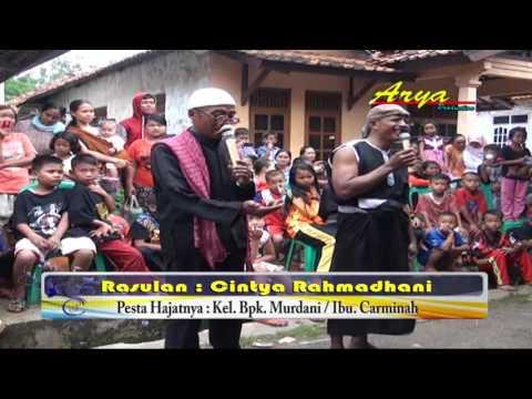 Singa Dangdut - PUTRA SURTI MUDA - Lawakan Wa Cici & Wa Madek ( Arya Production )