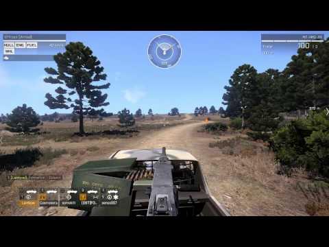 【実況】特攻野郎Aチーム パート1 脅威の戦闘車両イフリート!【ARMA3】