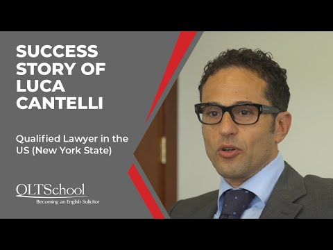 Success Story of Luca Cantelli - QLTS School's Former Candidate