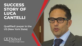 Success Story of Luca Cantelli - QLTS School