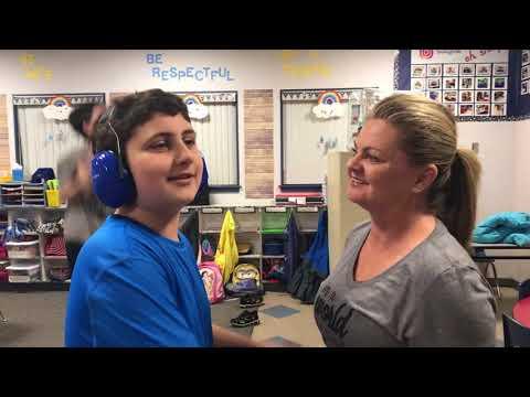 Gold Ridge Elementary: World Autism Awareness 2018