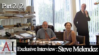 2/2 Steve Melendez spricht über macht Peanuts-Cartoon-specials, die in den 60er, 70er & 80er Jahre!