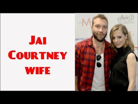 Jai Courtney wife 2017