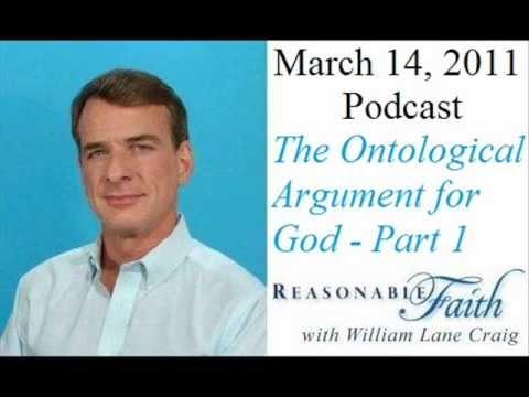 The Ontological Argument - Part 1 - William Lane Craig
