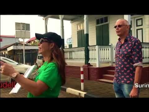 26 09 2017 City Tour Suriname