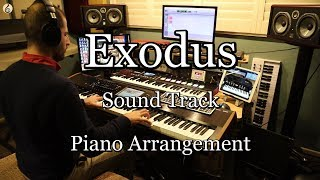 Exodus Movie (Main Theme) - Piano Cover