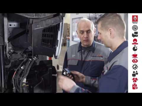 Exzellenter Service von Renault Trucks