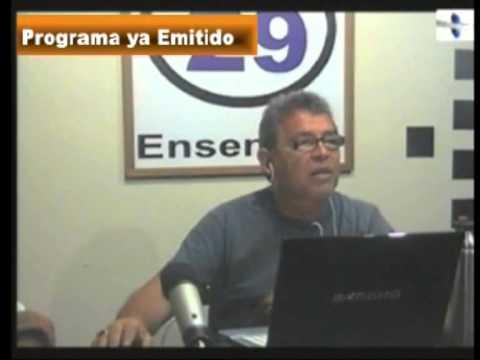 Entrevista en Panorama de Radio con el Concejal de FPV Ensenada José Luis Calcagno