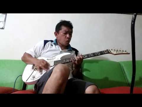 Wow keren bener maen gitar fusion improv 1(by marolop tua sijabat)