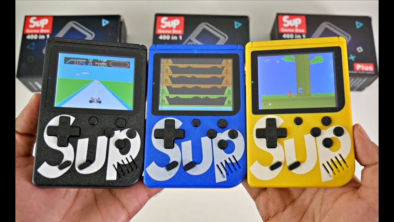 SUP Game Box Plus - Portable Handheld Retro Gaming Console - Under $30