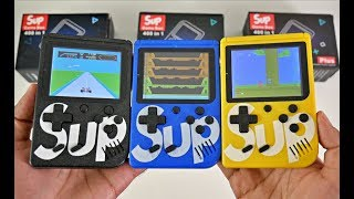 SUP Game Box Plus - Portable Handheld Retro Gaming Console - Under $30