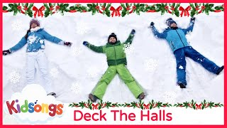 Deck the Halls from Kidsongs: We Wish You a Merry Christmas