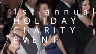 ChangeFire 1st Annual Holiday Charity Event 2015