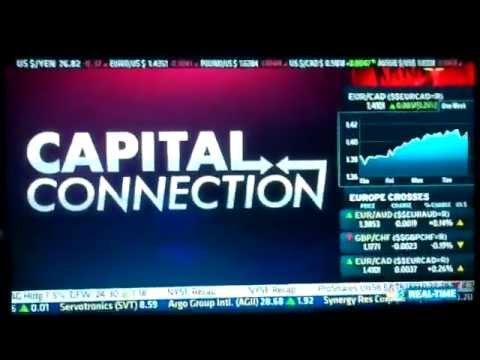 CNBC Asia - Capital Connection Open for 8/10/2011