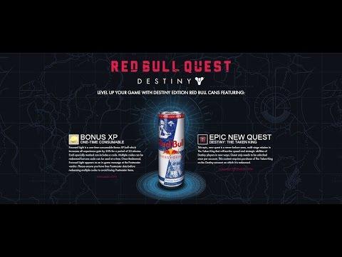 How to redeem a Destiny Redbull code!-Badger