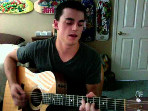 Letter to me-Brad Paisley cover by Ryan Scripps