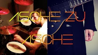 Rammstein - Asche Zu Asche (Live) Guitar/Drum cover by Robert Uludag/Commander Fordo/Dean