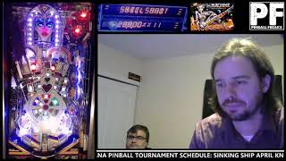 Pinball Freaks Play Bride Of Pinbot