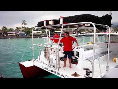 Kona Style Catamaran