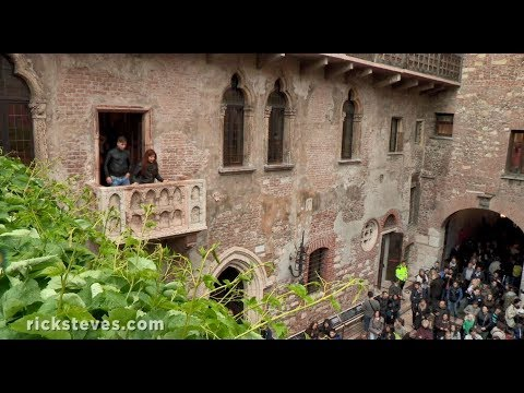 Verona, Italy: House of Juliet and Castelvecchio