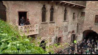 Verona, Italy: House of Juliet and Castelvecchio