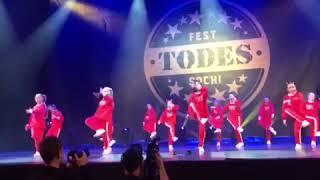 TODES FEST SOCHI!!! / super girl