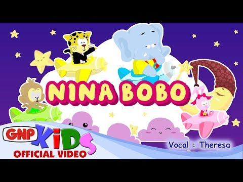 Nina Bobo - Lagu Anak Indonesia versi animasi (vokal : Theresa)