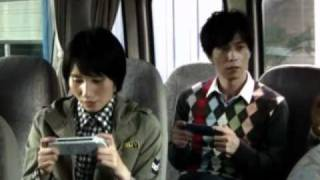 『MHP 3rd』 Web特別CMムービー 【チームワーク篇】 thumbnail