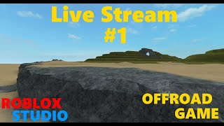 Building A Offroad Game (Roblox Studio) - Stream #1