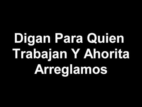 Tony Montoya - Prueba Superada (Letra)