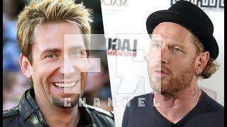 Почему все НЕНАВИДЯТ Nickelback? Чед Крюгер ссорится с Кори Тейлором!