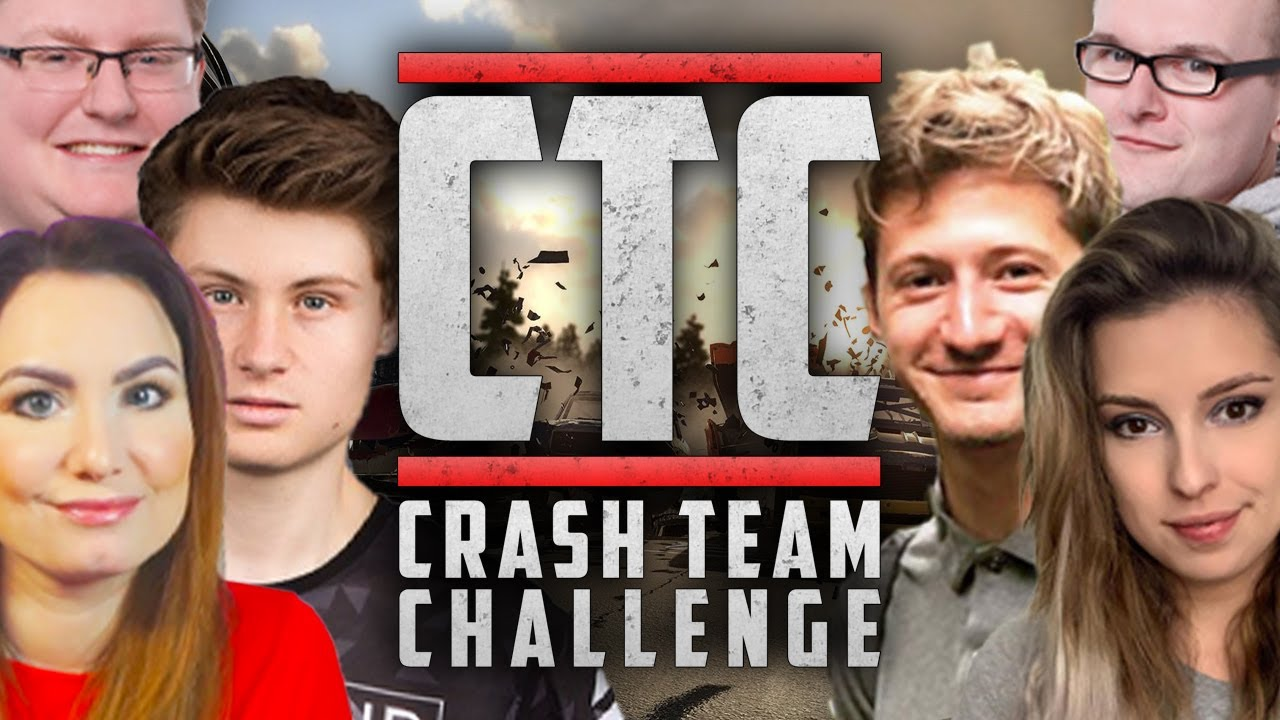 Download Crash Team Challenge 2 #CTC - 16 Streamer in Wreckfest