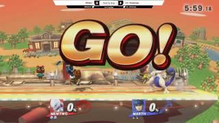 2GGT ZeRo Saga LG Abadango Mewtwo Vs GShark Marth First to Five Smash Wii U
