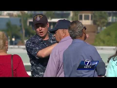 Chronicle: Aboard the USS Omaha