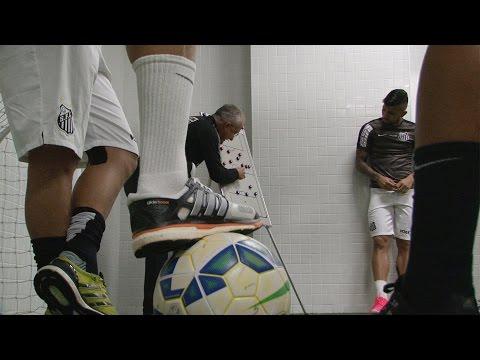 Grêmio 1 x 0 Santos | BASTIDORES | Brasileirão (15/10/15)