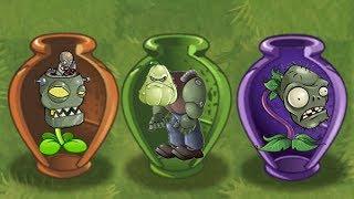 Plants Vs Zombies 0 Rompejarrones Zombotany