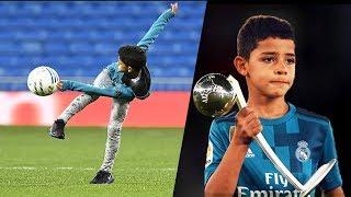 Cristiano Ronaldo Jr - Hijo de Cristiano Ronaldo Futuro Crack? Jugadas & Goles