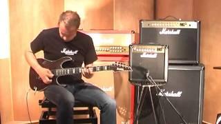 Marshall MG15FX Video mit Ralf Sommerfeld
