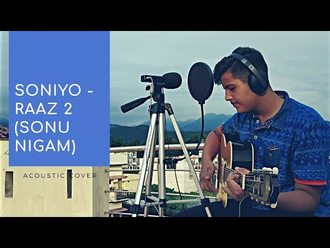 Raaz 2 - Soniyo | Sonu Nigam | Cover Song | Abhijay Sharma