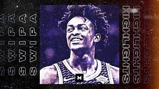 The Best Of De'Aaron Fox | 18-19 Kings Highlights Part 1 | CLIP SESSION