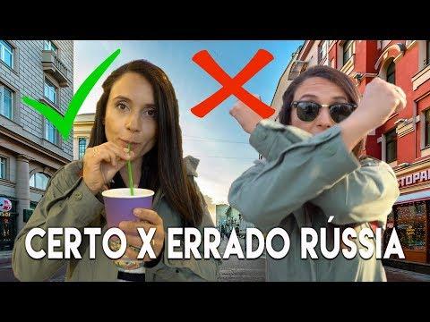 COMO DIZER NÃO NA RUSSIA  | VIAGEM Travel and Share