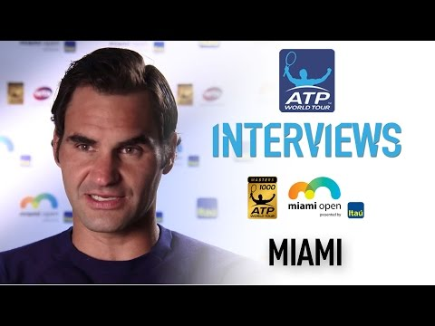 Federer Reflects On Berdych Comeback At Miami 2017
