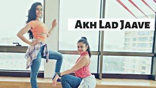 Akh Lad Jaave I Loveratri | Team Naach Choreography