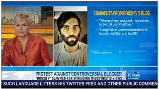 Roosh V Demonstrates How to Get Free Publicity - Feminist Sara Parker-Toulson