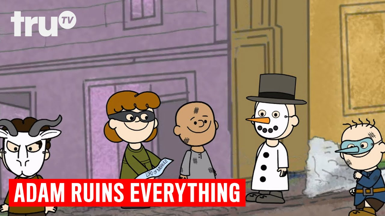 Adam Ruins Christmas.Adam Ruins Everything The Drunken Pagan History Of Christmas