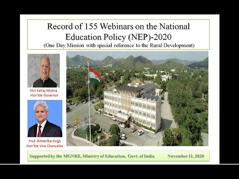Equitable & Inclusive Education Learning for All National Education Policy 2020